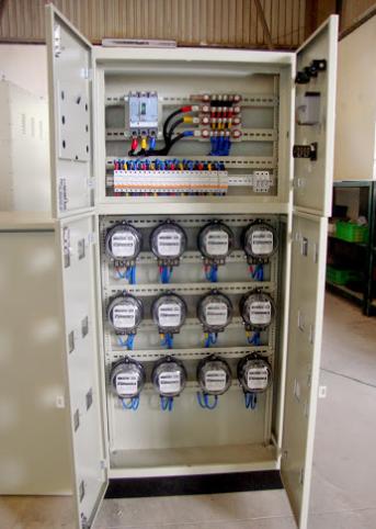 Tủ công tơ điện