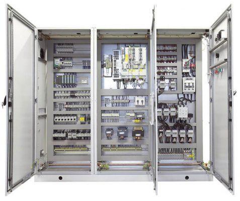 tủ điện điều khiển công nghiệp