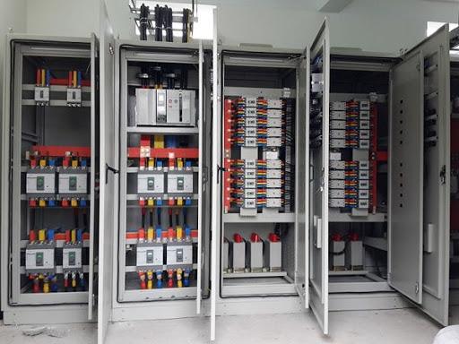 Tủ điện công nghiệp đa năng