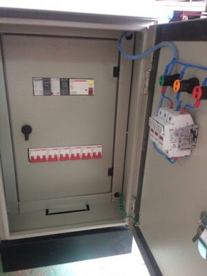 Tủ điện thi công dùng cho nhiều loại công trình khác nhau
