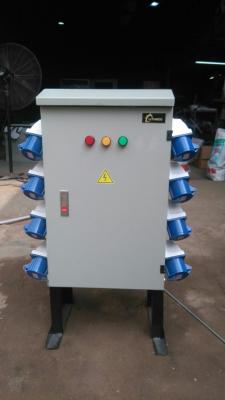 Tủ điện thi công được ưa sử dụng cho các công trình
