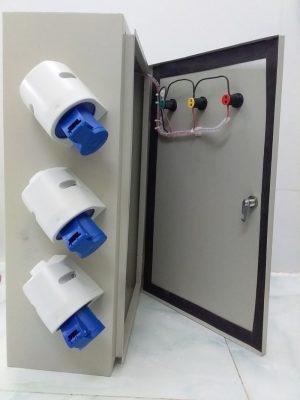 Tủ điện thi công dành cho nhiều công trình nhằm kiểm soát nguồn điện