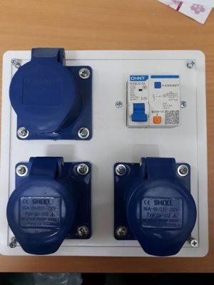 Tủ điện thi công giúp hệ thống điện hoạt động hiệu quả