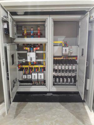 Vai trò của tủ điện tổng