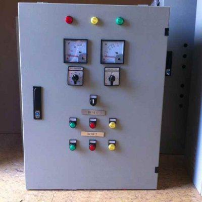 Tủ điều khiển bơm công nghiệp