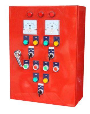 Tủ điều khiển bơm chữa cháy