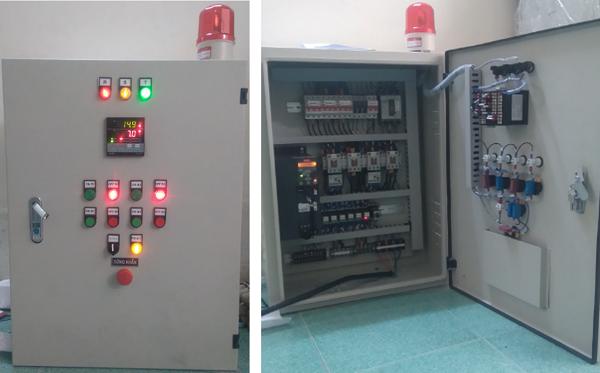 Tiết kiệm chi phí với tủ điều khiển máy bơm nước