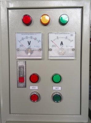 Tủ điều khiển bơm cấp nước
